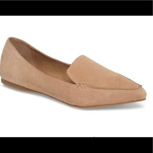 Steve Madden feather loafer Flats